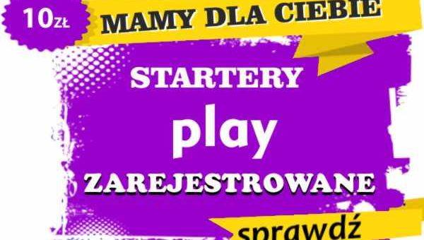 Sprzedam zarejestrowane karty sim Katowice  PLAY zadzwoń lub wyślij sms na 887332665